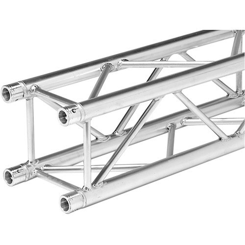 Global Truss SQ-4113 8.20' Straight Square Segment for F34 Square Truss