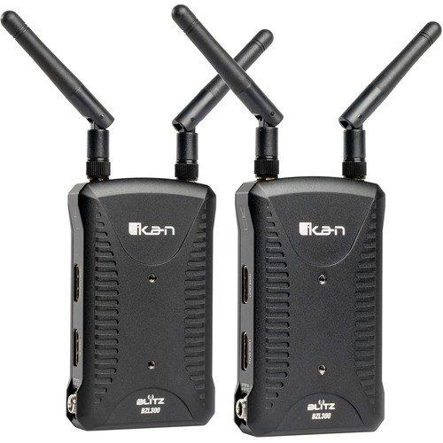 IKAN BZL300 BLITZ LITE 300FT WIRELESS VIDEO HDMI SYSTEM