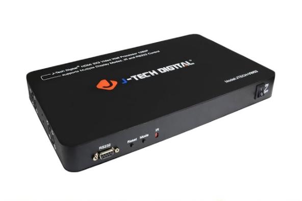 J-Tech 3x3 Video Wall Controller