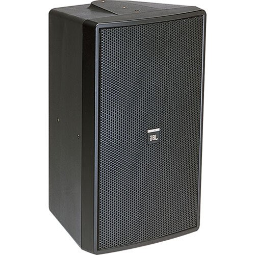 JBL Control 29AV-1 8 2-Way 300W Indoor/Outdoor Loudspeaker (Single, Black)
