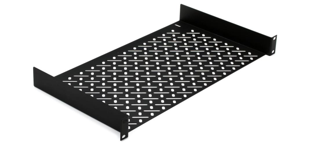 Middle Atlantic Products UTR1 1U Utility Rack Shelf