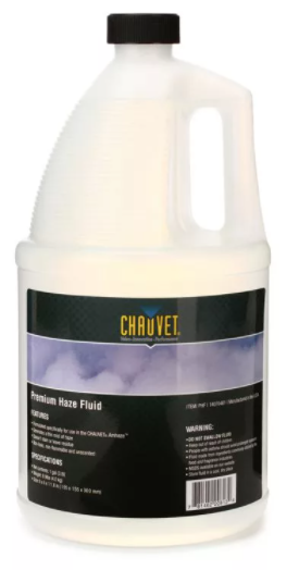 Chauvet Professional Premium Haze Fluid - 1 gallon