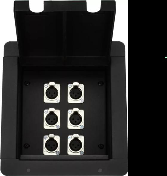 ProCo Sound PM6XF Mini Floor Box