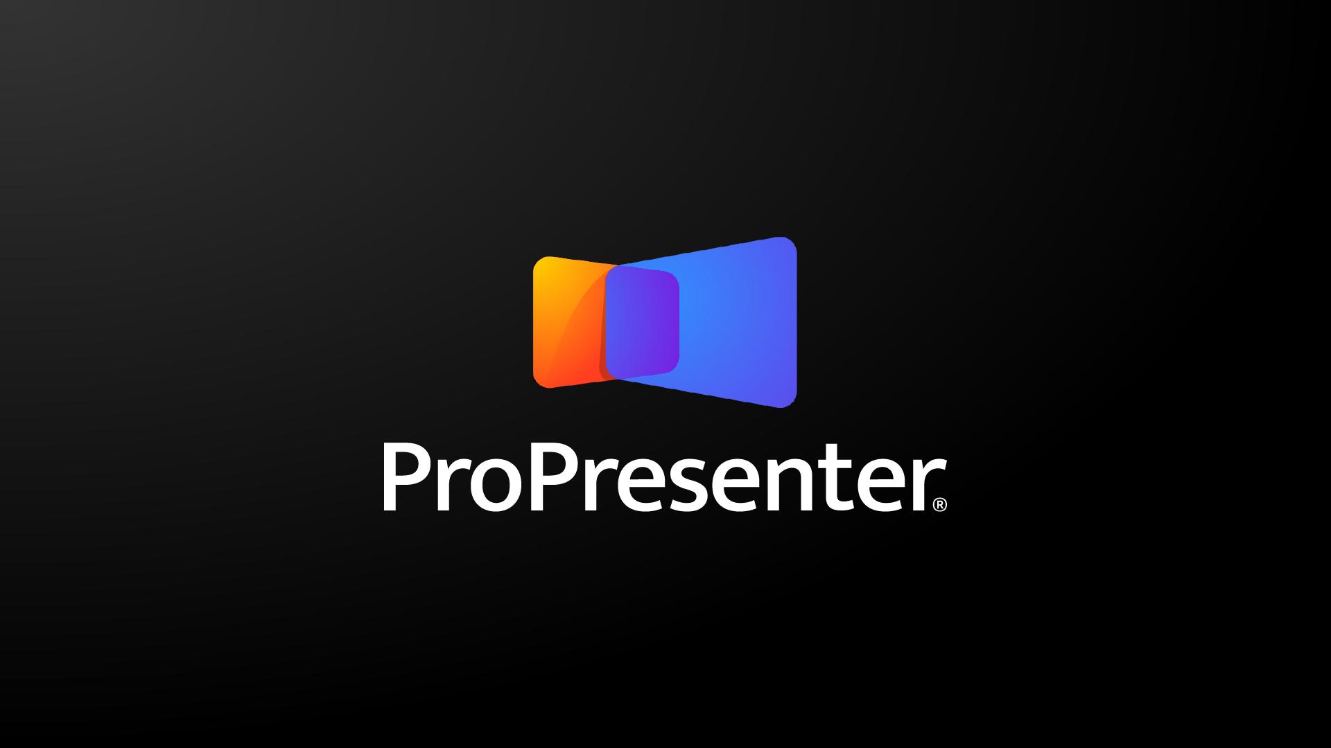 ProPresenter 7 Campus License (20 Seat) by Renewed Vision