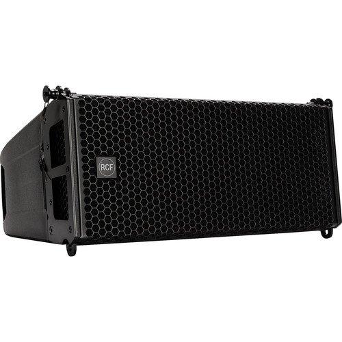RCF HDL26-A 2-Way 2000W Active Line Array Speaker (Black)