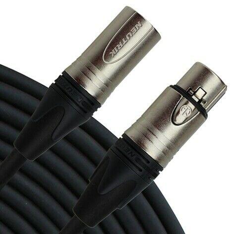 Rapco NM1-6 6' NM1 Series XLR Female to XLR Male Microphone Cable