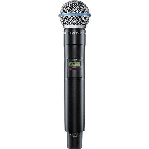 Shure ADX2/B58 Wireless Handheld Microphone Transmitter