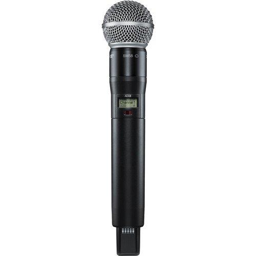 Shure ADX2/SM58 Wireless Handheld Microphone Transmitter