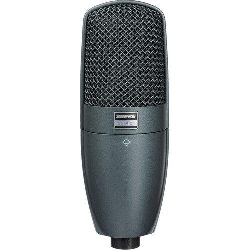 Shure Beta 27 Large-diaphragm Condenser Microphone