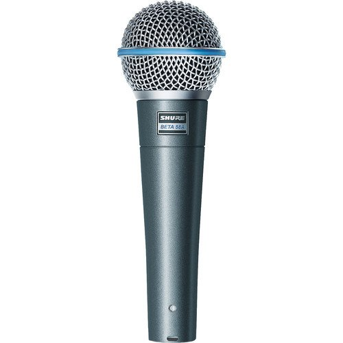 Shure BETA 58A Handheld Vocal Mic