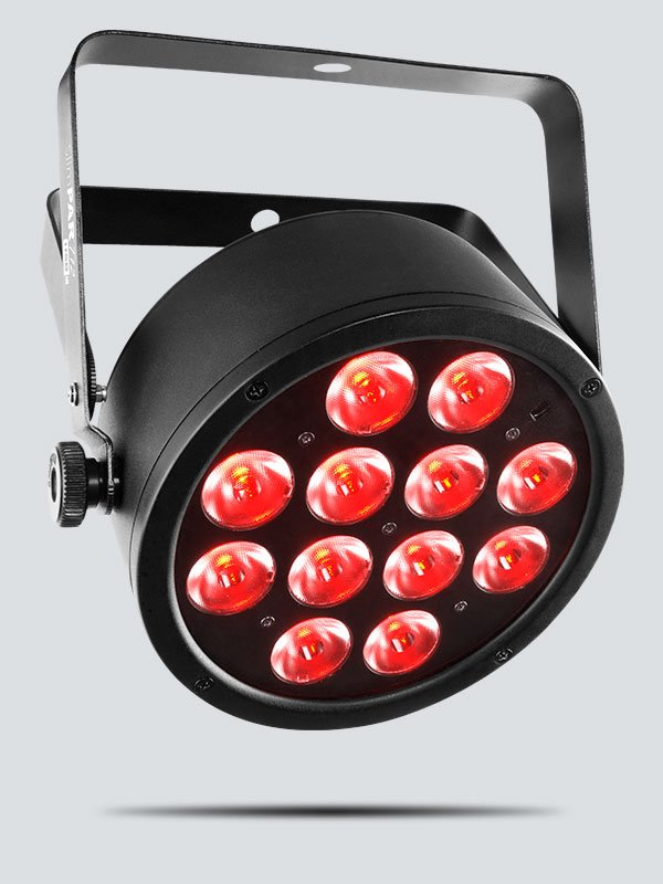 CHAUVET DJ SlimPAR T12 USB RGB LED PAR