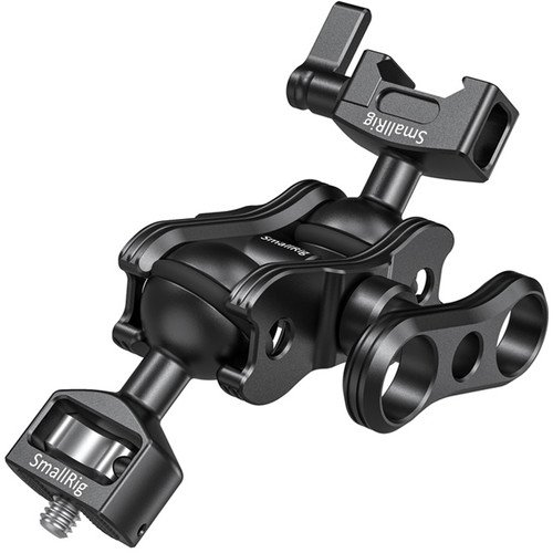 SmallRig Articulating Arm with Screw Ball Head and NATO Clamp Ball Head 2071