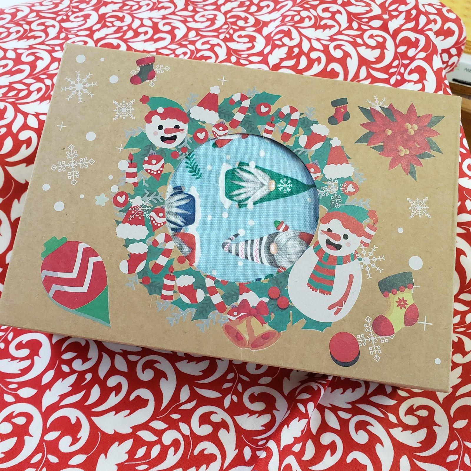 December Subscription Box