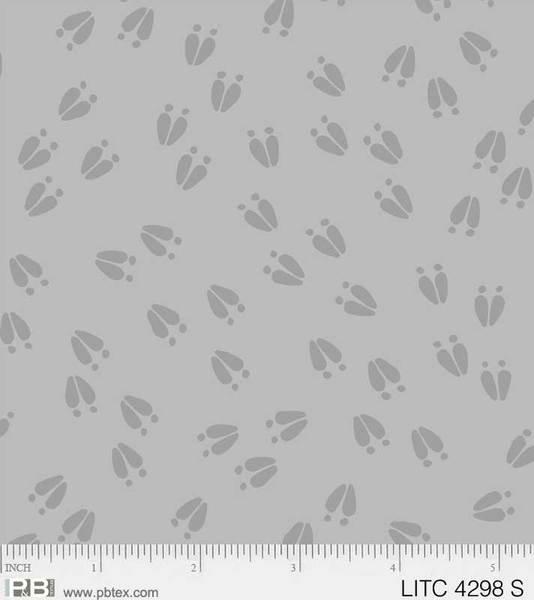 PB Little Critters Gray Bear Tracks