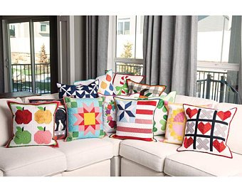 Riley Blake Pillow Kit of the Month