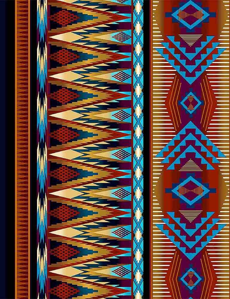 Southwest 11 inch stripe