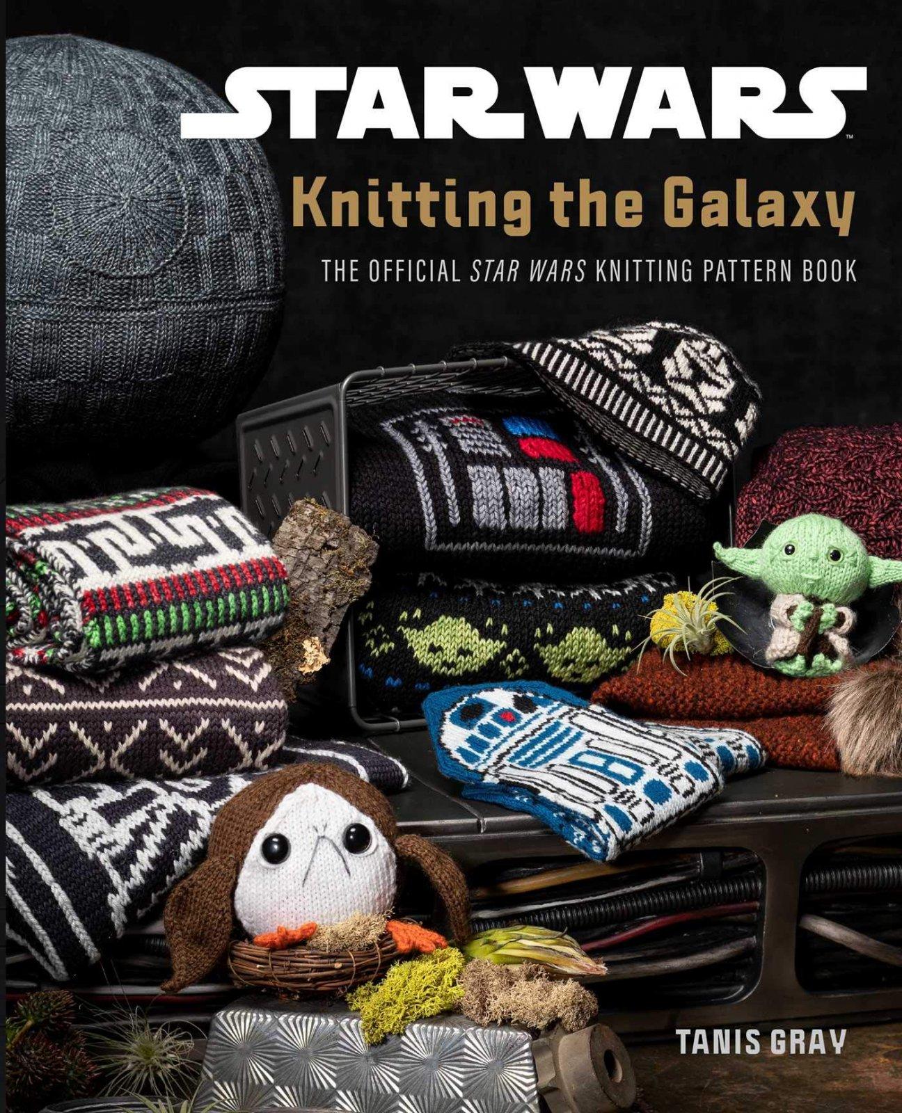 Star Wars:  Knitting the Galaxy
