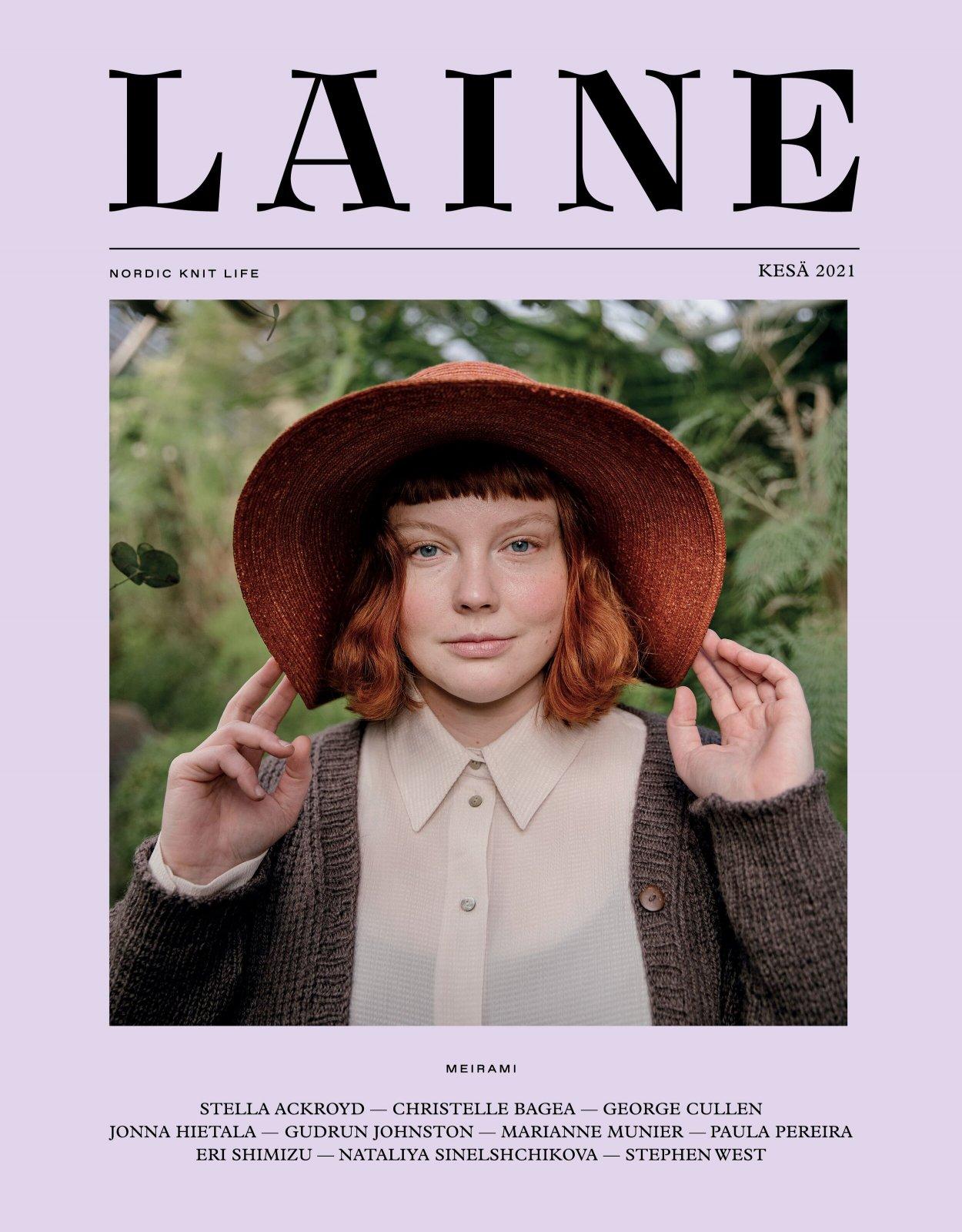 Laine Magazine 11 Summer 2021