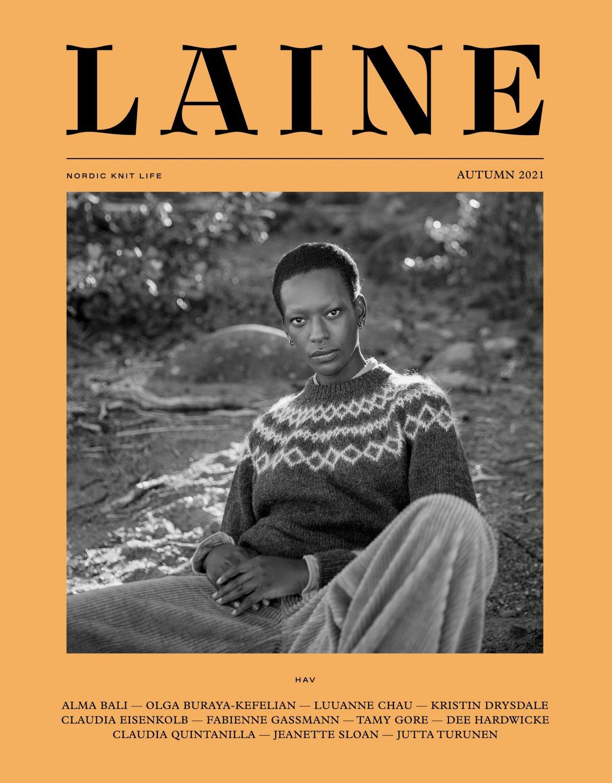 Laine Magazine 12 Autumn 2021
