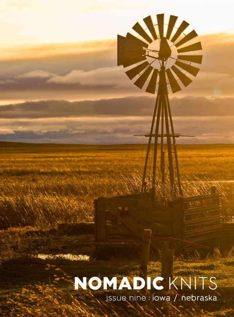 Nomadic Knits Iowa Nebraska