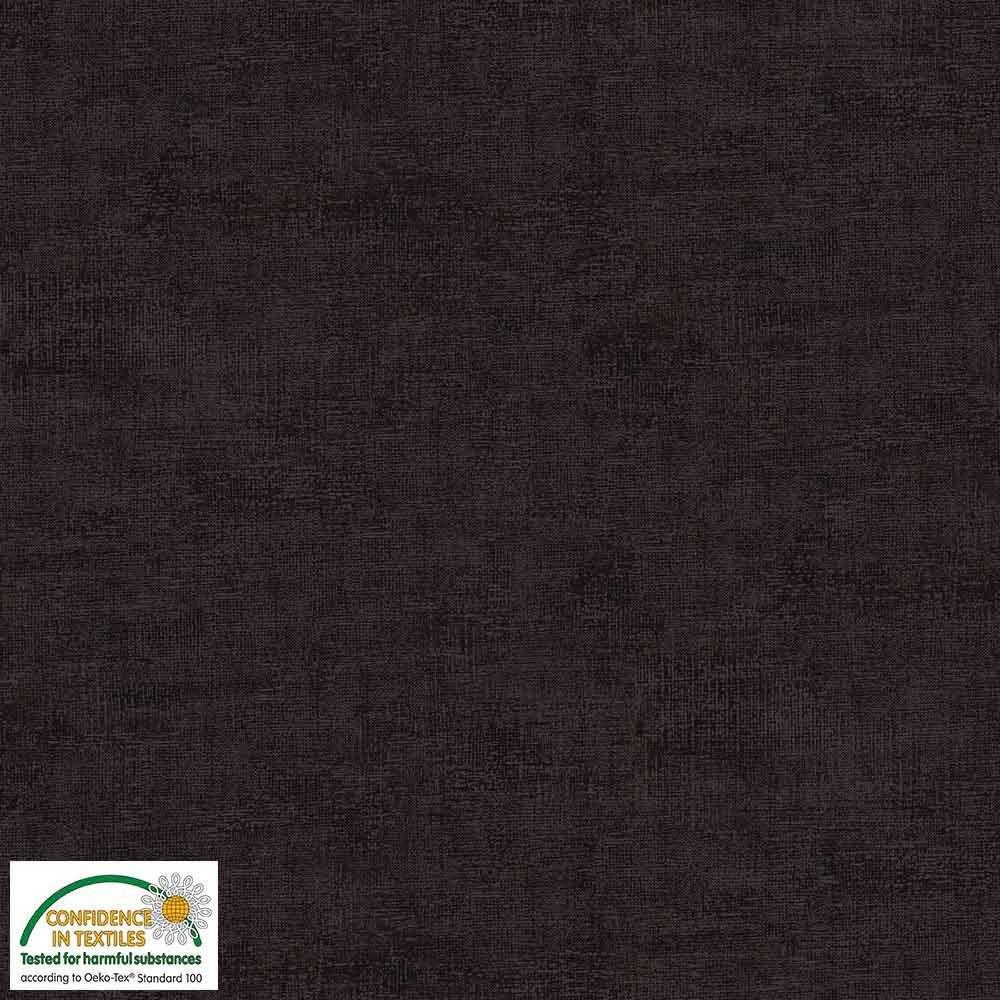 Melange-Cotton, Black-brown
