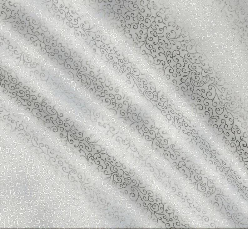 Hoffman Fabrics - Winter Blossom
