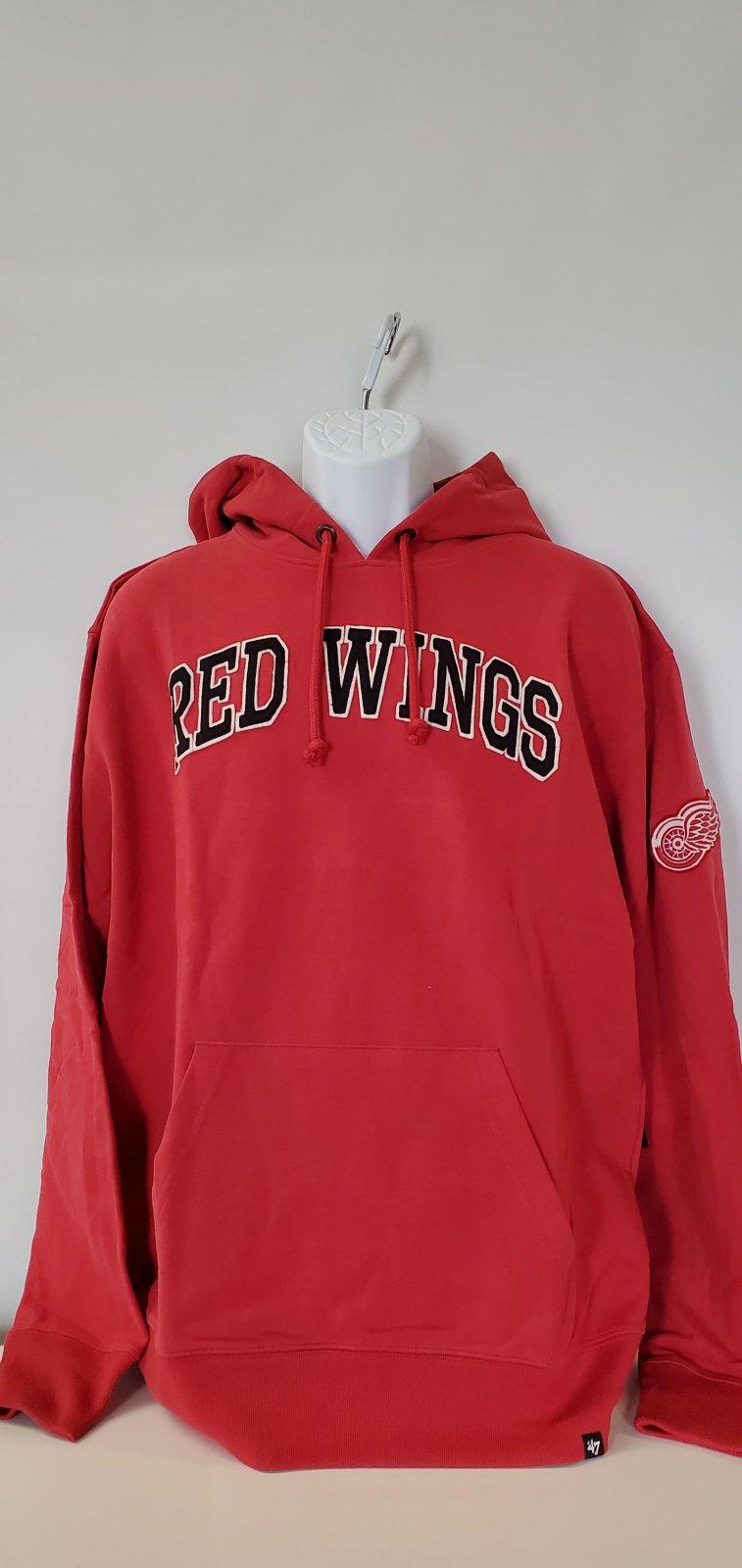 Detroit Red Wings Rescue Atlas Striker Hood