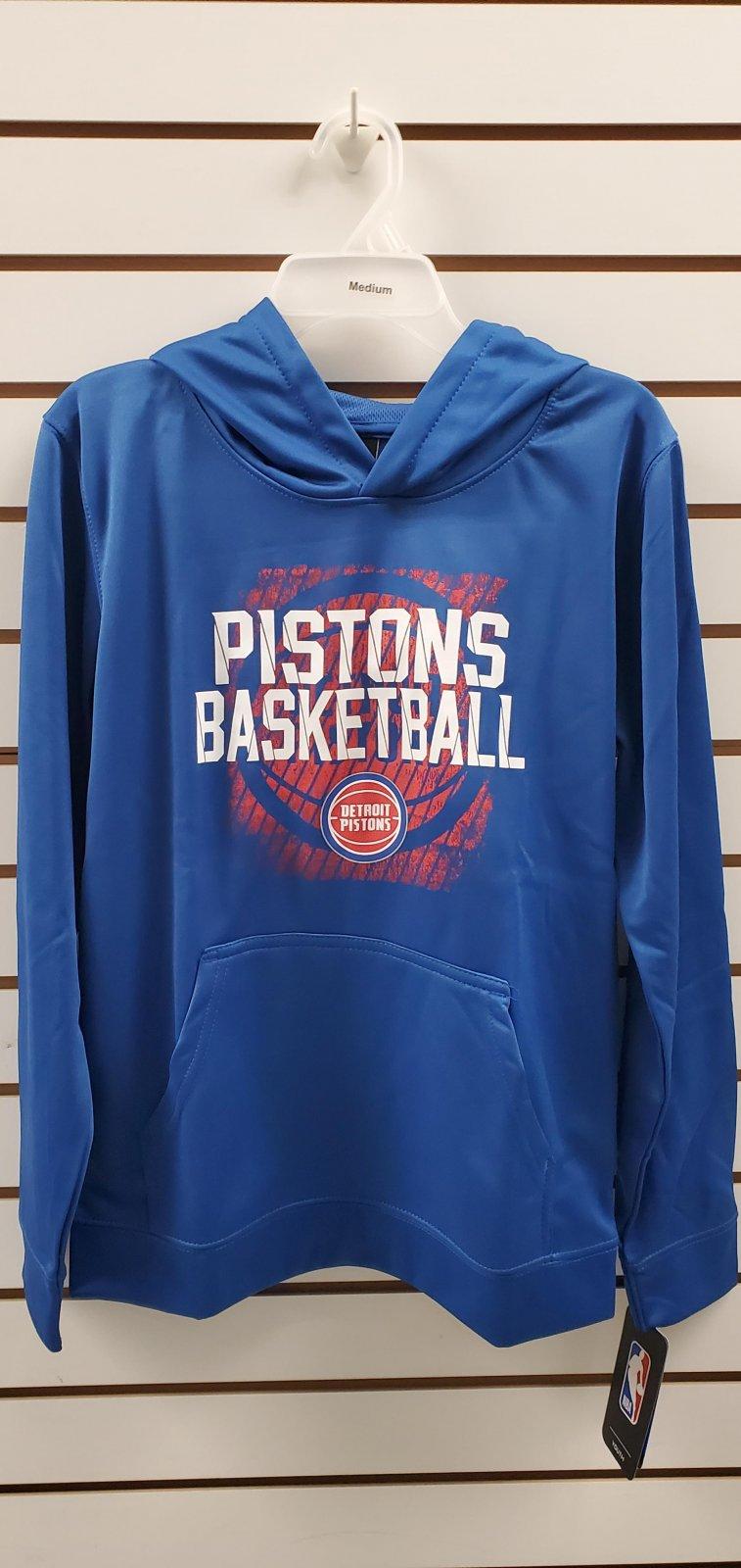 Detroit Pistons Attitude Preferred Hood