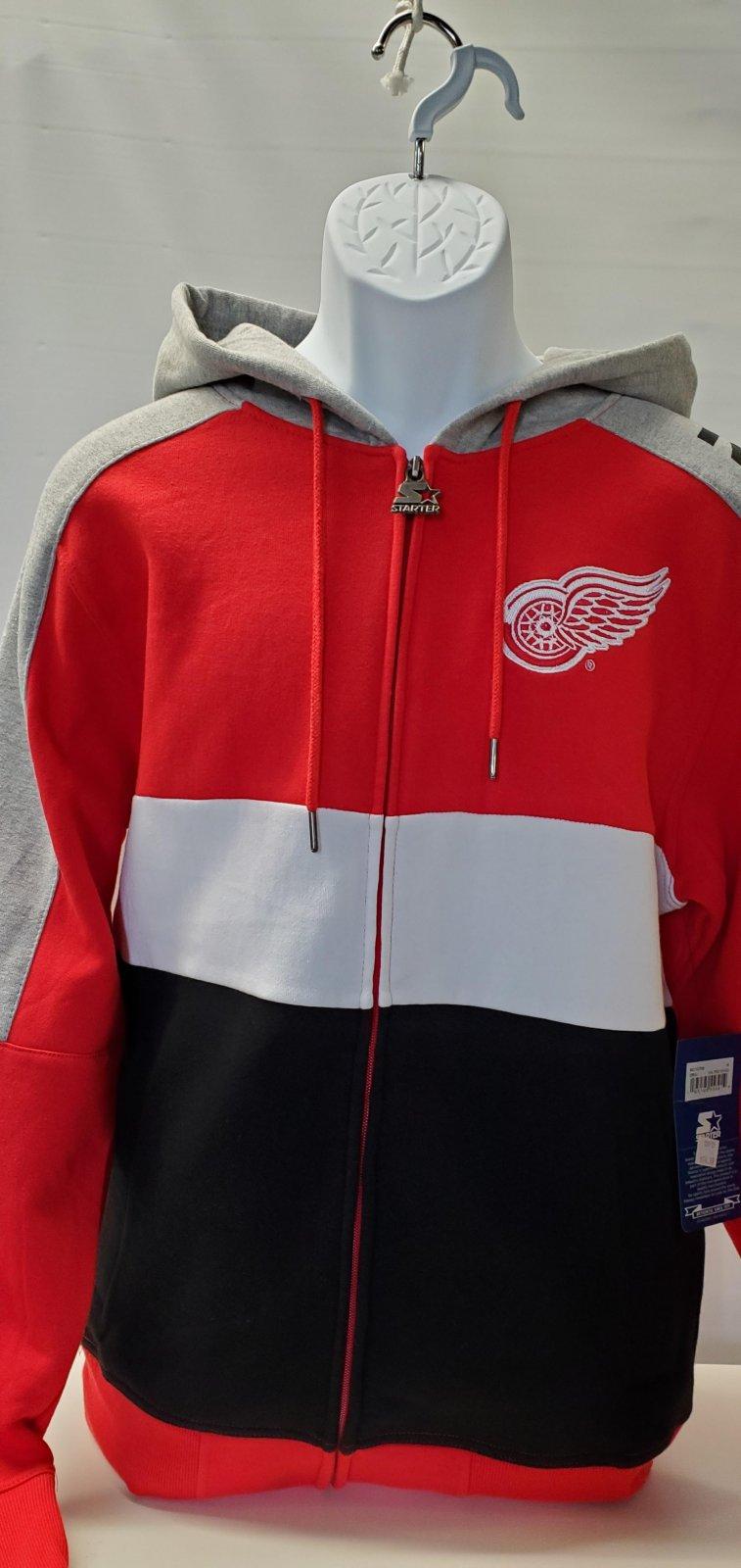Detroit Red Wings Full Zip Hood 6S100709