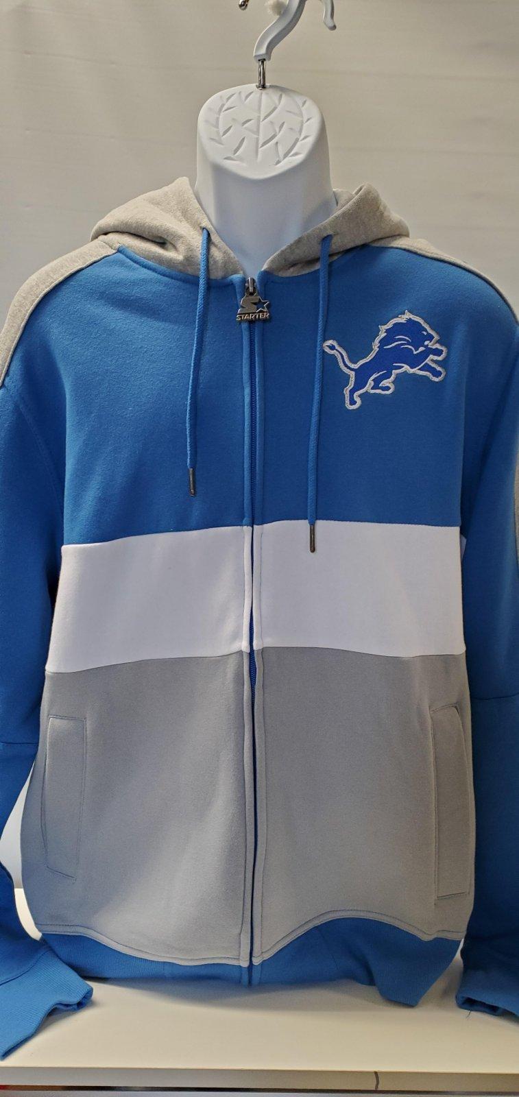 Detroit Lions Full Zip 6S100709