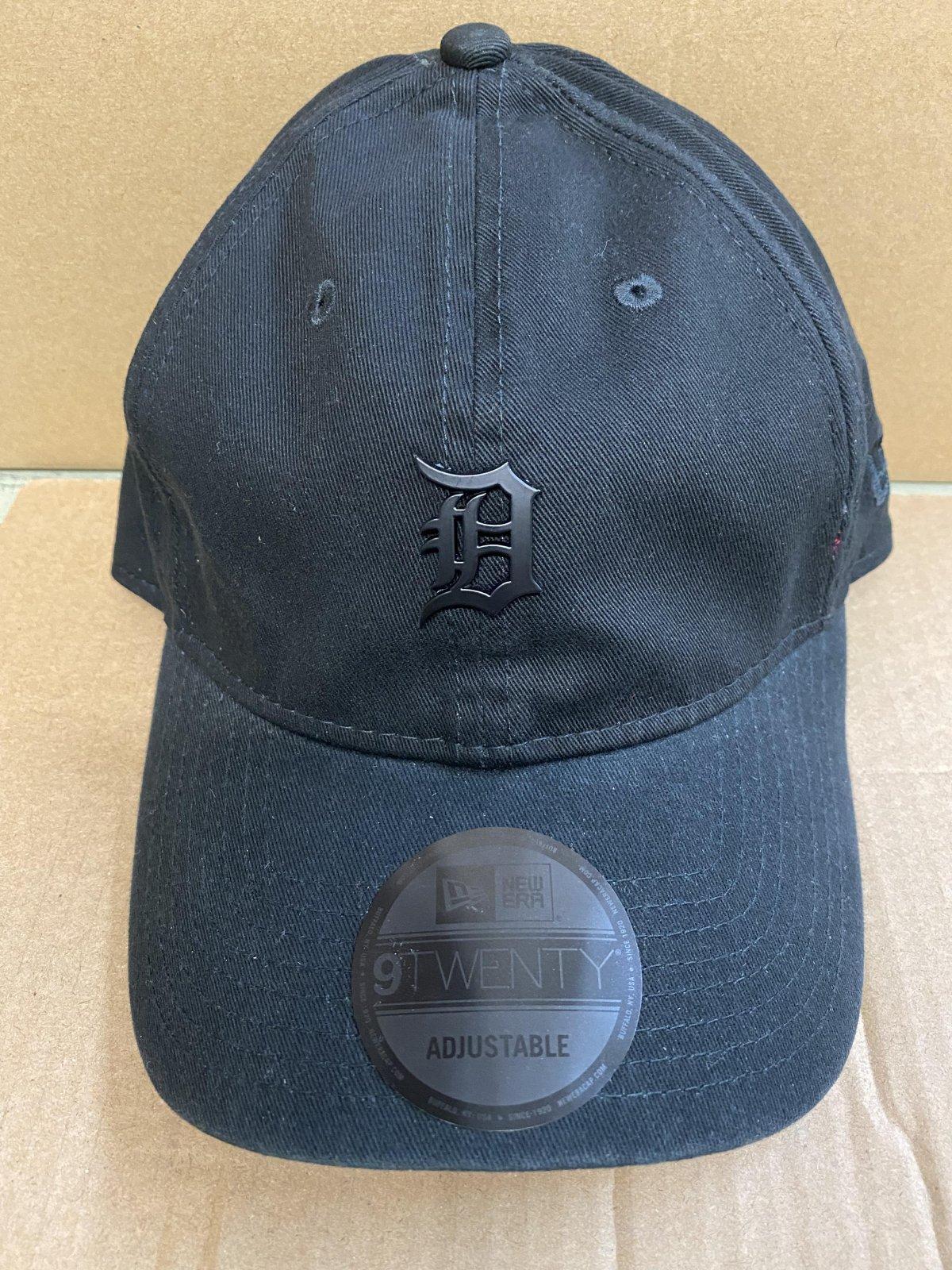 Detroit Tigers WOS Micro Matte Adj Hat