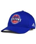 Adidas Detroit Pistons Adjustable Youth Hat
