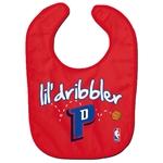 Detroit Pistons Lil' Dribbler All Pro Bib