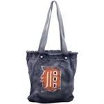 Detroit Tigers Blue & Gray Vintage Shoppers Bag