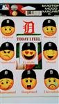 Detroit Tigers Emotion Mood Magnet