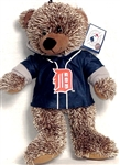 Detroit Tigers MLB Plush Rally Bear w/ Hoodie