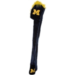 Michigan Wolverines Mohawk hat with Mittens