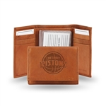 Rico Industries Detroit Pistons Leather Tri-Fold Wallet