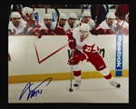 Tomas Tatar Autographed 8x10 1