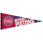 WinCraft Detroit Pistons Pack of Eight Mini Pennants