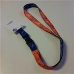 Wincraft Detroit Tigers Swinging Kitty Lanyard with Detachable Buckle