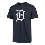 47 Brand Detroit Tigers Imprint Clubhouse Tee