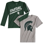 Genuine Stuff MSU Youth Squad Combo Pack T-Shirts