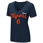 Detroit Tigers Women's Post Season Tee