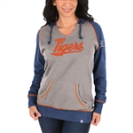 Majestic Detroit Tigers Women's Absolute Confidence Pullover Hoodie