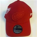 New Era Detroit Red Wings 39Thirty Logo Twist Flex Fit Hat