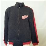 Reebok Detroit Red Wings Full Zip Jacket