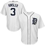 Majestic Detroit Tigers Ian Kinsler Cool Base Player Jersey