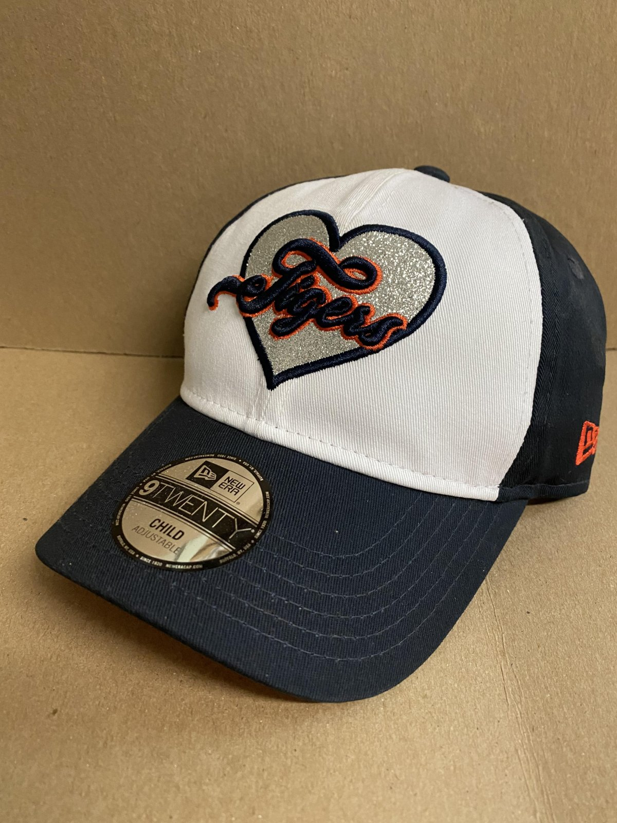 Detroit Tigers Sparkly Fan Child Hat