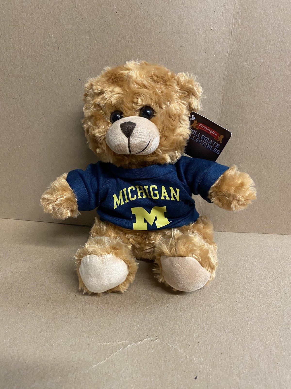 U of M Rally Bear